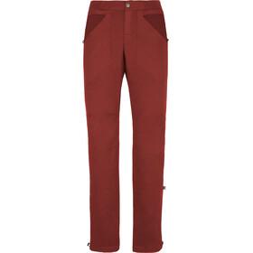 E9 3Angolo - Pantalones Hombre - rojo